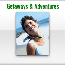 adventures and getaway gifts