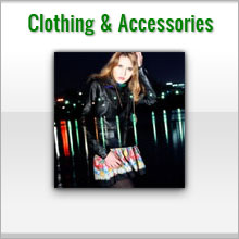 clothing and accessory gifts for her