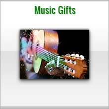 music gifts for him