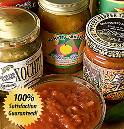 Salsa of the Month Club!