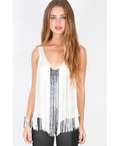 Fringe and Bugle Tank