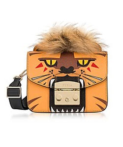 Metropolis Jungle Leo Mini Crossbody Bag