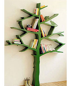 Knowledge Tree Bookcase