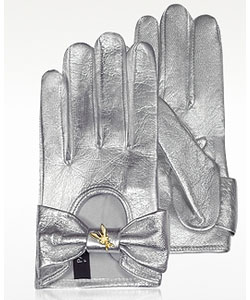 Laminated Leather Gloves