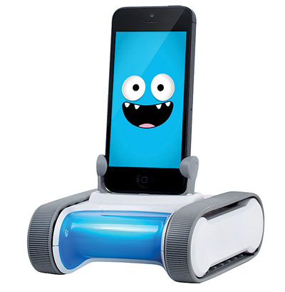 Romo App-Controlled Robotic Pet for iOS Devices