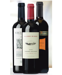 Red Trio Wine Club