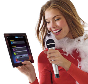 Soulo Karaoke for iPad Tablet