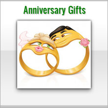 unique anniversary gifts