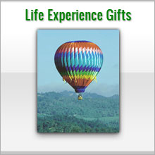 life experience gifts