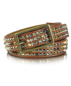 Neo Vicky - Studded Leather Belt